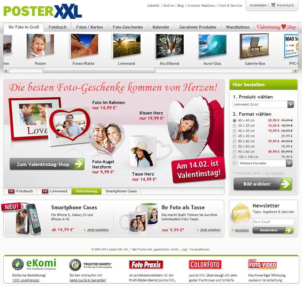 PosterXXL_Startseite