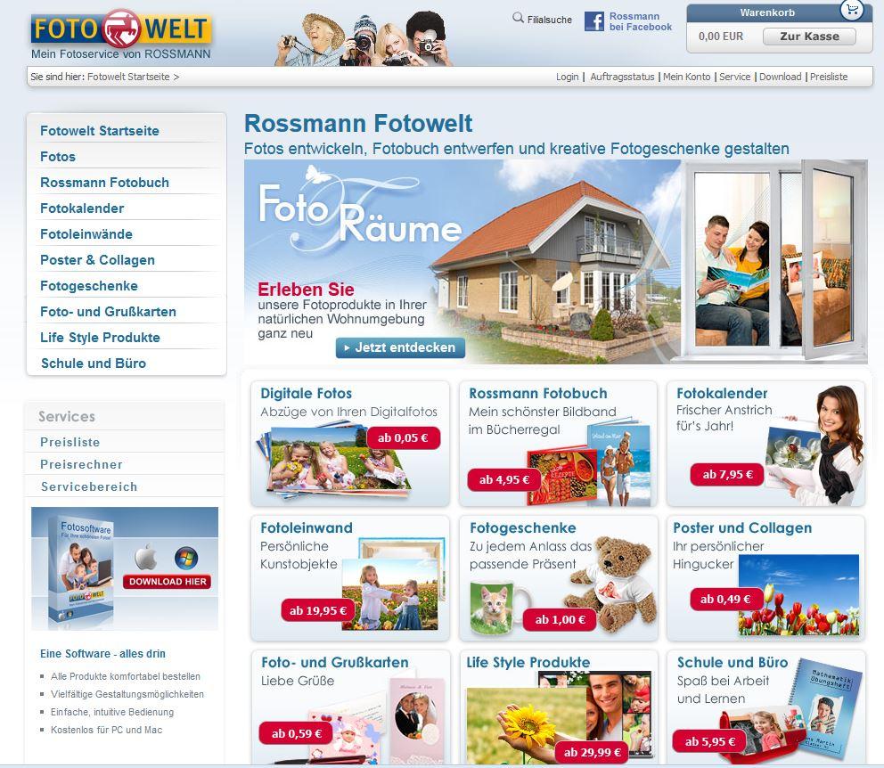 rossmann_Startseite