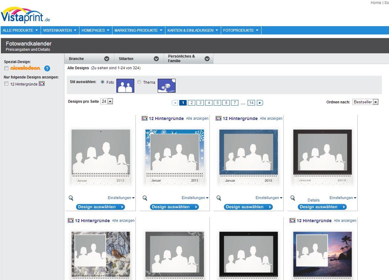 vistaprint_übersicht-designs